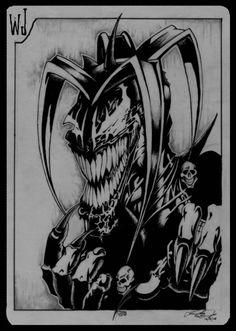 wicked jester art | wicked jester by ~zincrap on deviantART