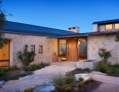 Dogrun Ranch - Furman + Keil Architects - Austin, TX
