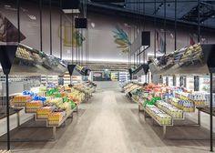 カルロ·ラッティは、ミラノ万博2015でデジタルスーパーマーケットを作成します