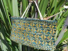 Flax Weaving - Kete Whakairo