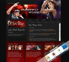 dj biography template - music template music templates free