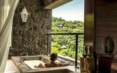Four Seasons, Petite Anse, Seychelles