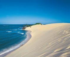Praia de Genipabu RN www.oceanimperium.com