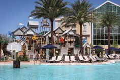 Gaylord Palms adds a touch of luxury to the typical family vacation