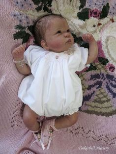 baby doll Lily by Linda Murray & Ultra Suede Cloth Body & Belly Plate - Online Store - City of Reborn Angels Supplier of Reborn Doll Kits and Supplies Baby Dolls For Sale, Life Like Baby Dolls, Real Baby Dolls, Realistic Baby Dolls, Life Like Babies, Bb Reborn, Reborn Baby Boy Dolls, Reborn Doll Kits, Newborn Baby Dolls