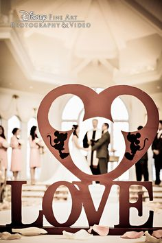 """Love is a song that never ends"" 