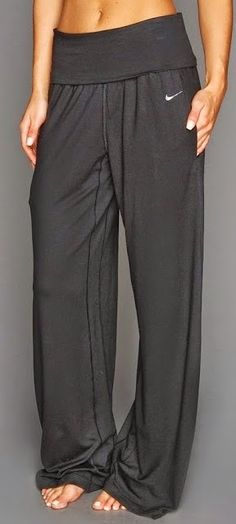 Ladies comfortable loose Nike Yoga Pant ever