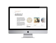 Astray Travel Co : Branding, Website & App by Rebecca Williams, via Behance