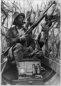 Vintage Duck Hunter