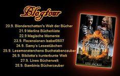 """Am Sonntag startet die Blogtour zum Buch """"Im Feuerkreis der Liebe"""" von Ute Jäckle Wir freuen uns auf Euren Besuch und Eure Teilnahme!"""