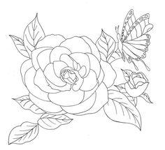 tatto flower drawings   Flower Tattoo by ~tygertailzz on deviantART