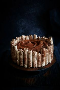 Hazelnut concorde cake #chocolates #sweet #yummy #delicious #food #chocolaterecipes #choco