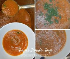 Fat Free Simple Tomato Soup (WFPB recipe) #praveena #vegcookbook #vegan #vegetarian #recipe #recipes #easy #quick #healthy #soup #soups #dinner #wfpb #plantbased #food #foodie #family #friendly #fatfree #zerofat #oilfree #health #wellness #diet #tomato #simple #weightloss #lowcals #lowcarbs #vegetable #freezer #storage #lunchbox #packedlunches #kids