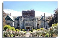 Hatley castle, Victoria BC