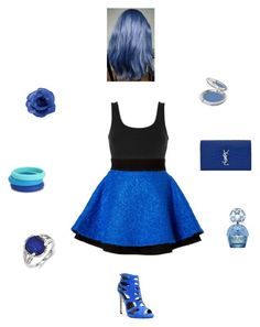 """""""Untitled #65"""" by thisagiperera ❤ liked on Polyvore featuring adidas Originals, FAUSTO PUGLISI, Chanel, Chewbeads, Yves Saint Laurent, Chelsea & Zoe, Kevin Jewelers, T. LeClerc and Marc Jacobs"""