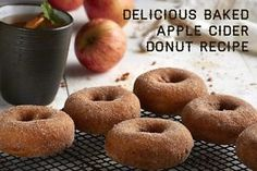 I absolutely love donuts! It's one of my favorite desserts. If I can choose between chocolate or baked goods, I'm going baked goods every time! One donut that I love all year round, especially during the...