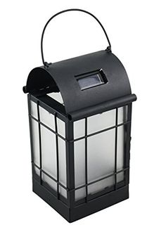 Moonrays 91176 Solar Powered Amber LED Black Arched Metal Lantern With Bracket * To view further for this item, visit the image link. Outdoor Solar Lanterns, Modern Lanterns, Metal Lanterns, Solar Powered Lanterns, Outdoor Lighting, Amber Led Lights, Led Lights For Sale, Light Led, Solar Led