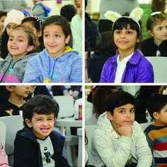 من فعاليات الاطفال في #سيفكو القرين From Our Kids Activities In #Saveco Al-Qurain