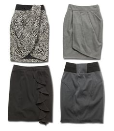 Best Slimming Skirts - How to Look Thin in Skirts - Good Housekeeping