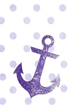 Glitter Anchor Wallpaper In Gold Art