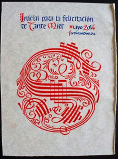 Calligraphy, design, reflections and other occurrences