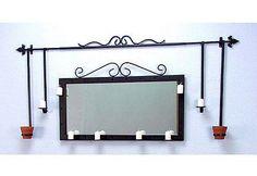 gro e wandspiegel auf pinterest dekorative wandspiegel. Black Bedroom Furniture Sets. Home Design Ideas