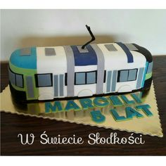 Tram cake