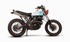 "Yamaha XT 600 ""Dirty Geisha"" by Maria Motorcycles"