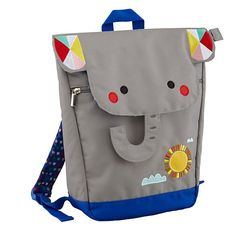 Teacher's Pet Kids Backpack (Elephant) | The Land of Nod