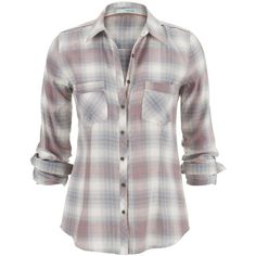 Flannel plaid button down shirt ($20) ❤ liked on Polyvore featuring tops, shirts, blouses, flannel, shirt top, flannel button up shirts, flannel button down shirts, tartan plaid flannel shirt and button down top