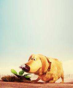 Doug - Là-haut - Pixar/Disney