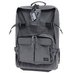 こちらは TRIP ROLLER BOSTON BAG です。吉田カバンホームページでご覧になれます。