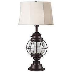 Kenroy Home Hatteras Indoor/Outdoor Table Lamp