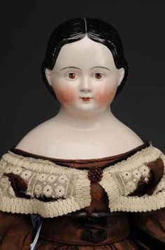 Brown-Eyed China Doll.