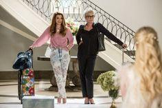 Still of Jamie Lee Curtis, Emma Roberts and Nasim Pedrad in Scream Queens (2015)