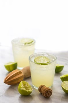 Pin for Later: Cocktails and More: 40+ Recipes That Start With a Bottle of Tequila Champagne Margarita Get the recipe: champagne margarita