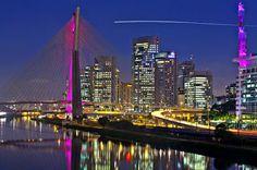 Bagagem Pronta - Passeio e Turismo: PASSEIOS (SP) - Conheça mais São Paulo