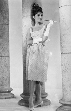 BAZAAR celebrates the iconic Audrey Hepburn.