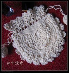 Delicados y finos tejidos Souvenirs a crochet-bolsitas tejidas,hola amiga de tejido en estáocasiónte quiero compartir una fina y delicada ...
