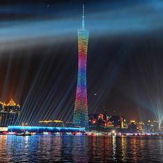 Canton Tower...Feel the adrenaline at the top of the world