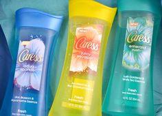 Caress Fresh Body Wash Collection via @BeautyTidbits #CaressMe