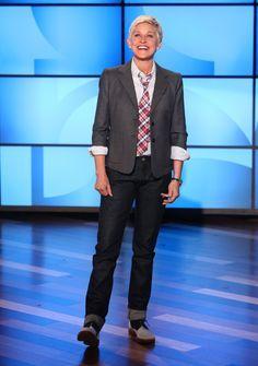 Ellen... on Pinterest | Ellen Degeneres, The Ellen Show and Devil ...