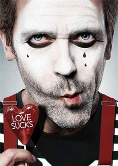 Hugh Laurie (House) mime