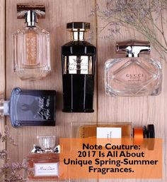 It's time for an overhaul of your scents and sensibilities. There's a reason why fragrances with floral, fruity, and cool notes are bestsellers in Spring. #obsessory #myobsession #trend #fashion #luxuryfashion #blogs #blogger #fashionblogger #trendsetter #blogsociety #blogbffs #girl