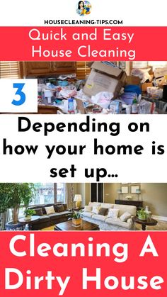 When It Comes to Cleaning a Dirty House - Do You Actually Know What You're Doing?