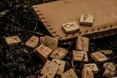 Viking runes Magnus Chase