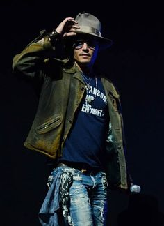 O estilo de Johnny Depp