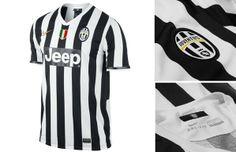 Camisa titular do Juventus 2013-2014