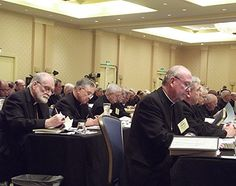 Ten prelates nominated for US bishops' conference president