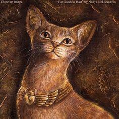 Gypsy Magic: Think Cat Magick!